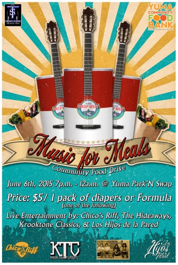 RNHA Supports our Friends on Music For Meals!