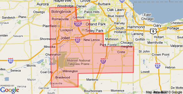 708 area code map images reverse search